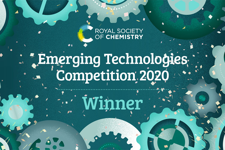 Chromosol wins Royal Society of Chemistry competition